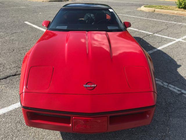 Corvette 1984 35k Miles Very Well Cared Pristine Interior For