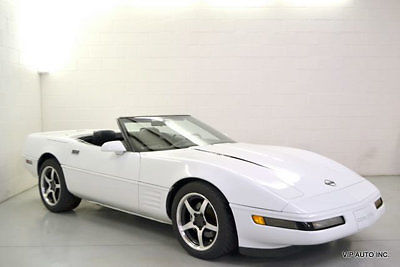 1991 Chevrolet Corvette 2dr Convertible
