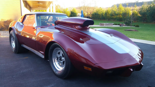 corvette drag car for sale photos technical specifications description. Black Bedroom Furniture Sets. Home Design Ideas