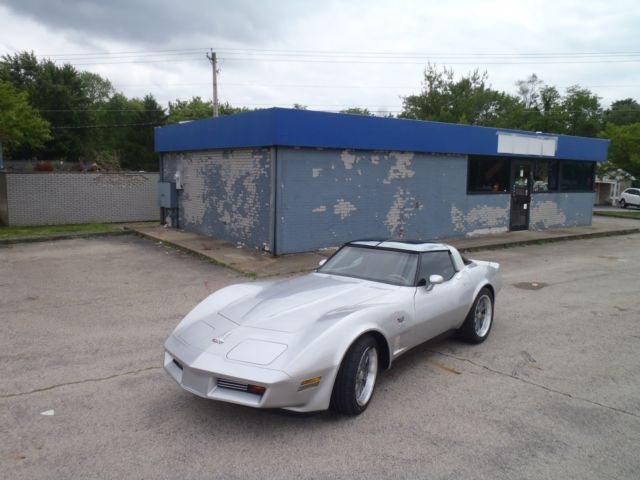 1982 Chevrolet Corvette Restomod