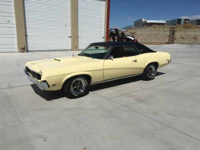 1969 Mercury Cougar XR7        LOW RESERVE
