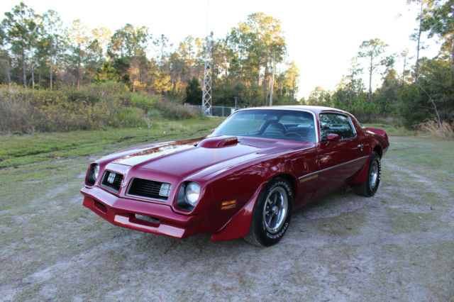 1975 Pontiac Firebird Coupe 400 Real Deal Trans Am Must See Call Now