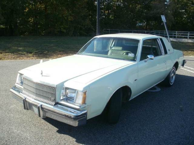 1979 Buick Regal Limited