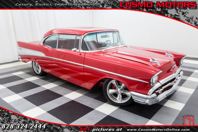 1957 Chevrolet Bel Air/150/210 SUPERCHARGED 350 - 4 SPEED MANUAL