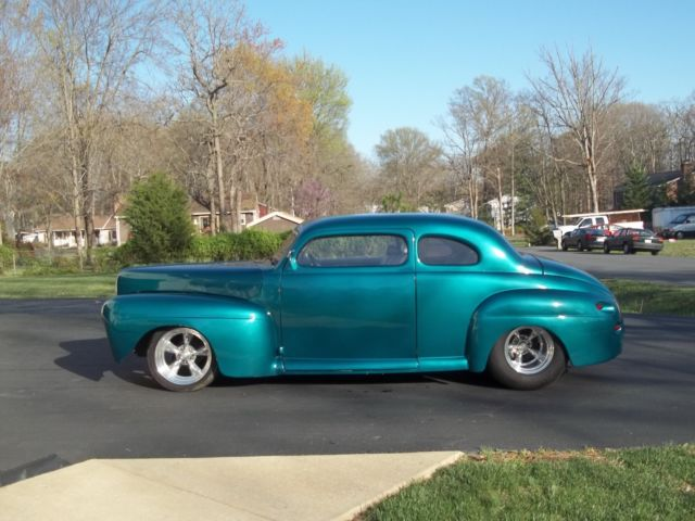 1946 Ford Coupe Coupe