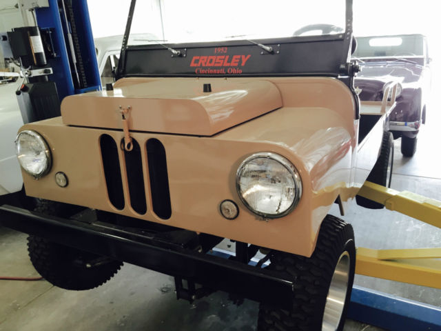 1952 Other Makes Crosley