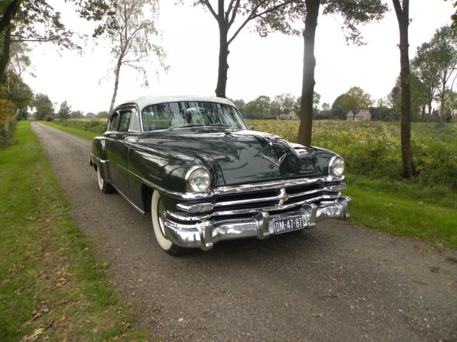 1953 Chrysler New Yorker 2 door coupe