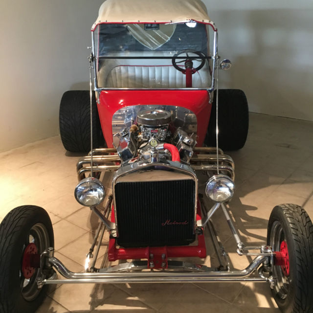 Custom 1923 Ford Model T Bucket Hot Rod Roadster Street