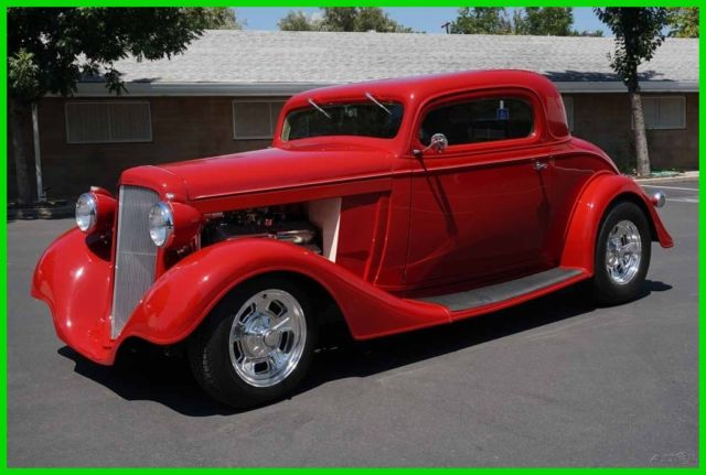 1934 Chevrolet Other 3 Window Coupe