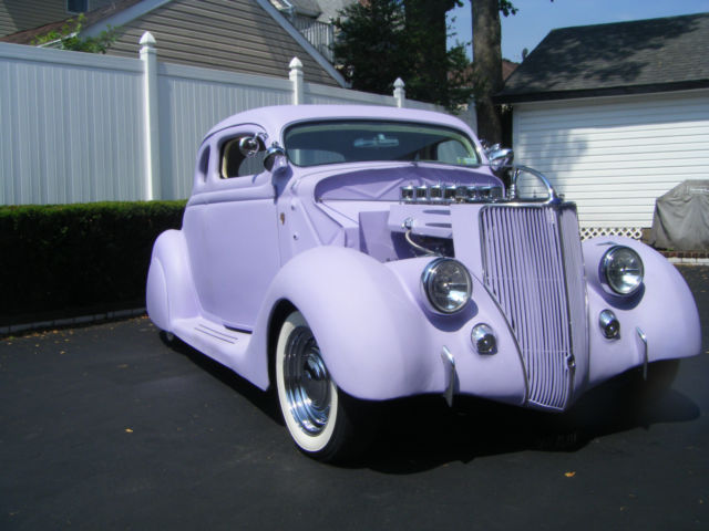 Custom 1936 ford 5 window coupe for sale photos for 1936 ford 3 window for sale