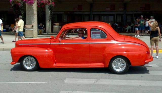 1948 Ford Coupe  Coupe 2 door