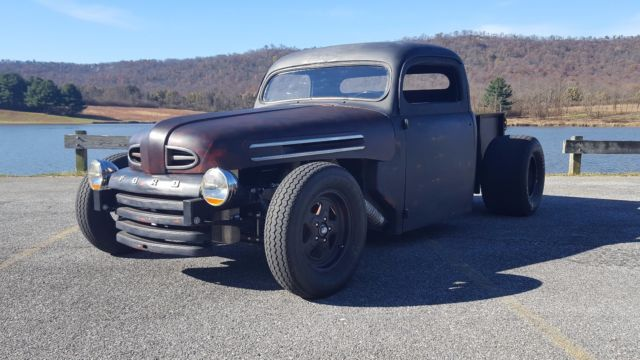 1951 Ford Other Pickups Custom Rat Rod Pick Up