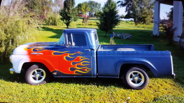1960 Ford F-100 Full size