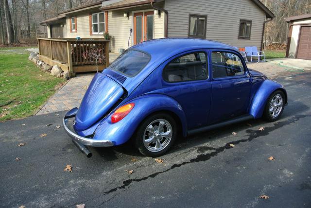custom 1965 vw beetle for sale photos technical specifications description. Black Bedroom Furniture Sets. Home Design Ideas