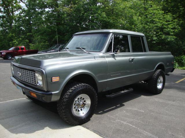 1971 Chevrolet Suburban For Sale Html Autos Post