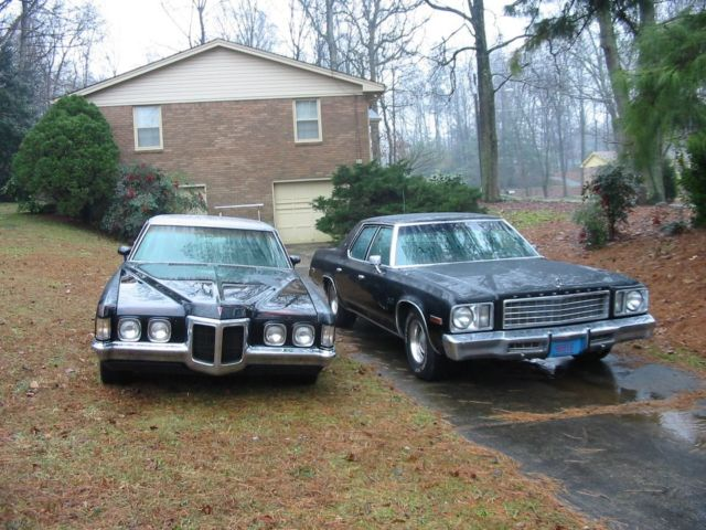 1977 Plymouth Gran Fury