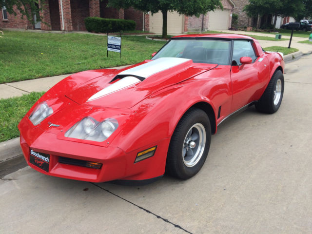 1980 Chevrolet Corvette Stingray