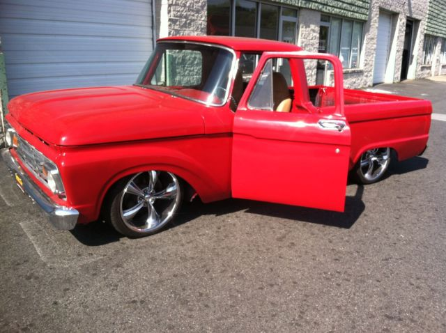 1963 Ford F-100 restomod