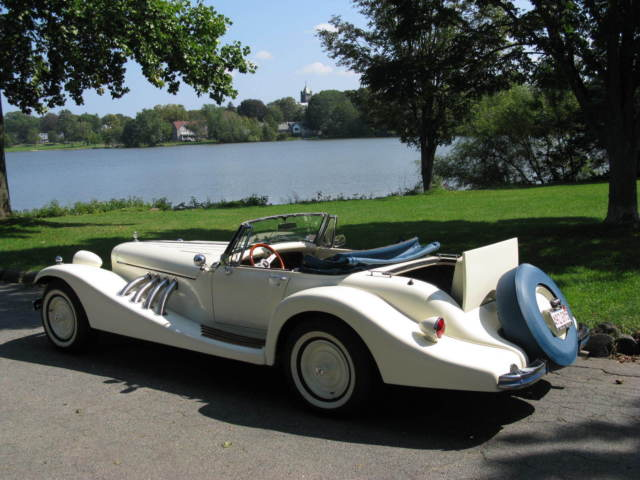 1992 Other Makes Howland Convertible Rumble Seat Roadster