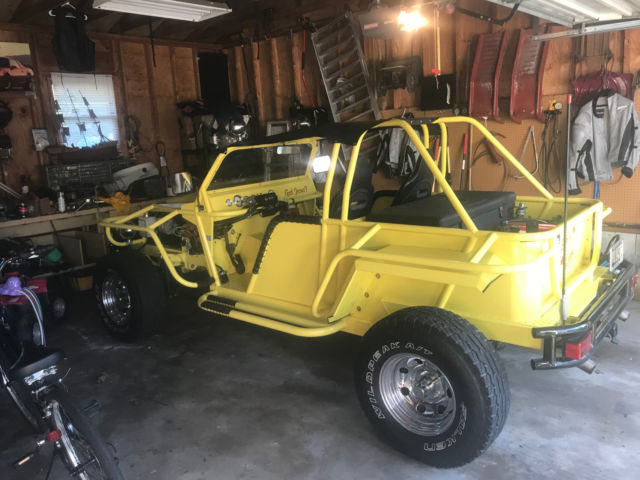 Custom Built Street Legal V8 Dune Buggy