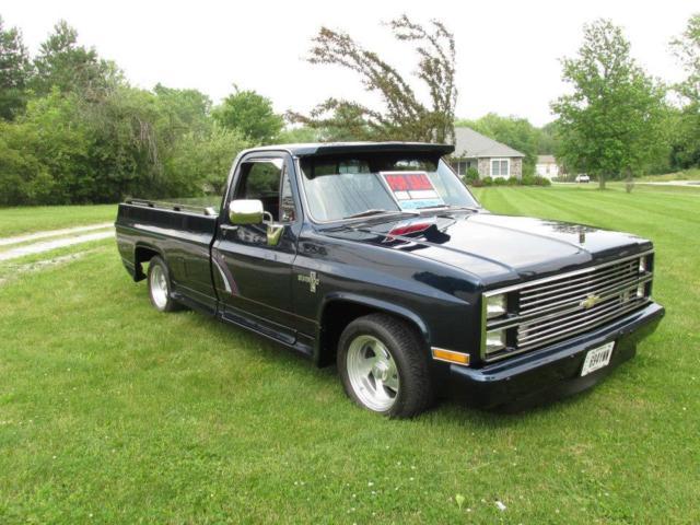 1983 Chevrolet Silverado Trucks For Sale Used Cars On ...
