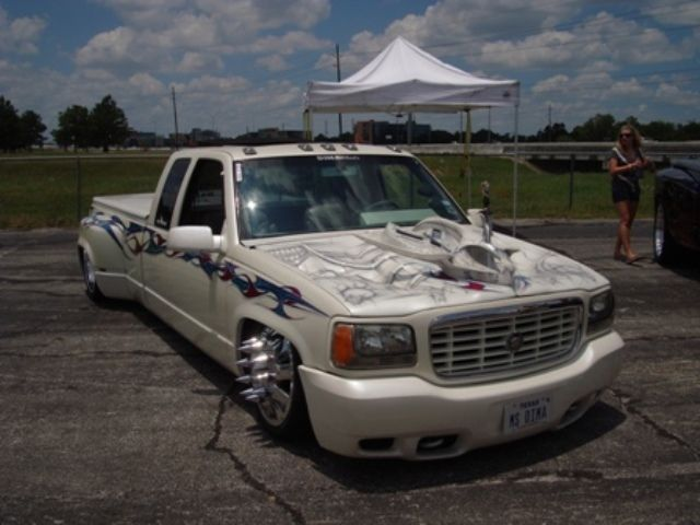 custom dually truck with graphics airbags and custom wheels 22 39 s for sale photos technical. Black Bedroom Furniture Sets. Home Design Ideas