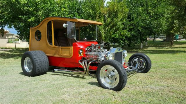 1917 Ford Woody C Cab