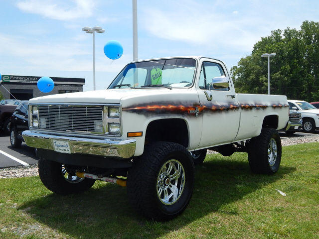 1986 Chevrolet Other K20 Stepside