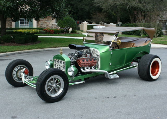1923 Ford Model T T-BUCKET ROADSTER - TEST MILES ONLY