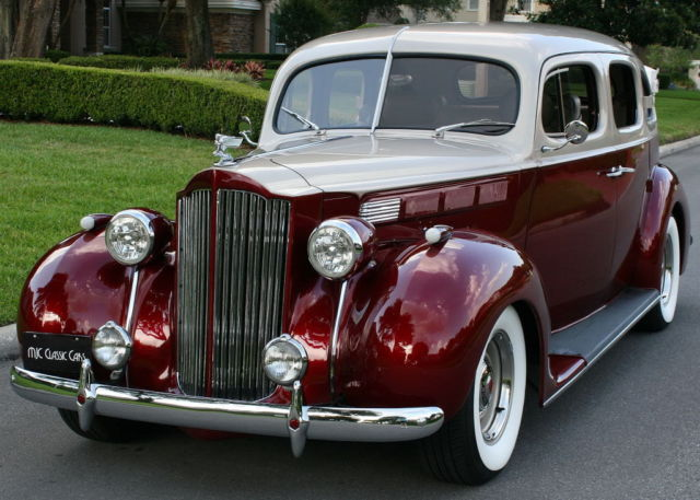 1938 Packard MODEL 1603 RESTOMOD - 8K MI