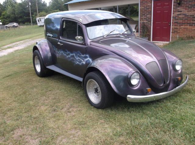 custom hot rod VW bug with V 8 for sale: photos, technical