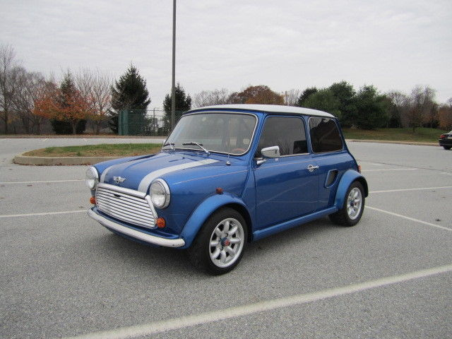 custom mid engined 1970 classic mini cooper for sale photos technical specifications description. Black Bedroom Furniture Sets. Home Design Ideas