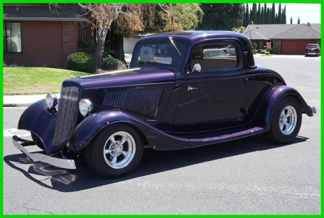 1933 Ford Coupe 3 Window Coupe