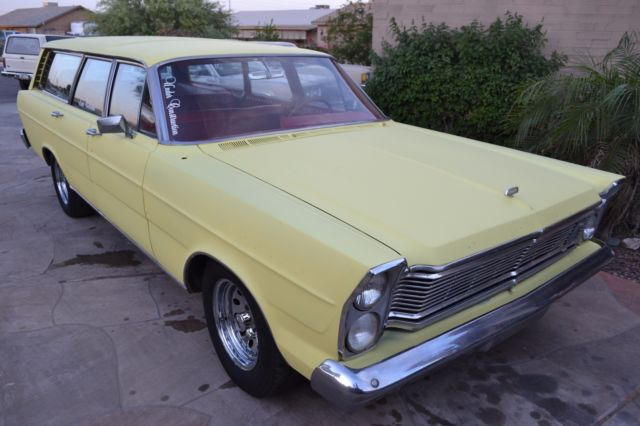 1965 Ford Galaxie SPORT STATION WAGON - NO RESERVE