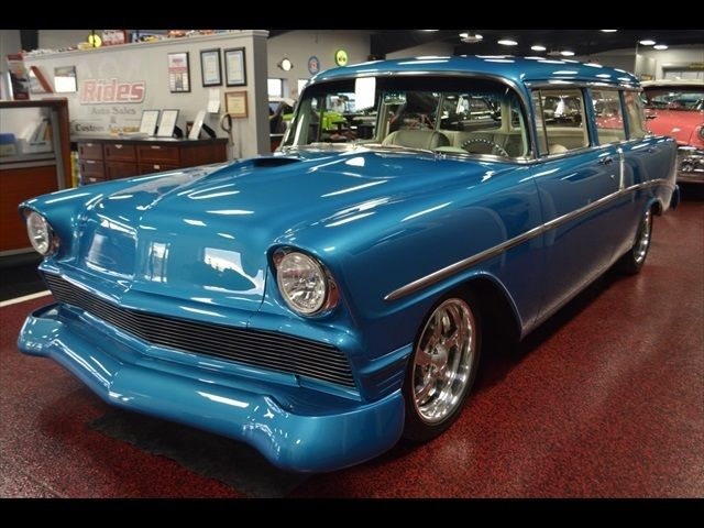 1956 Chevrolet Bel Air/150/210 Custom Wagon