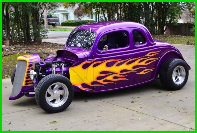 1936 Ford Other Street Rod Coupe
