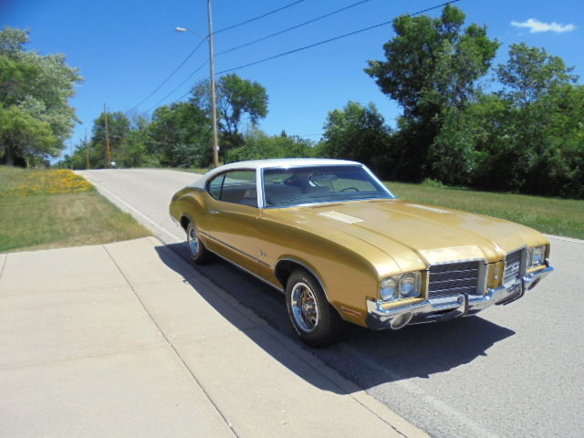 1971 Oldsmobile Cutlass cutlass S