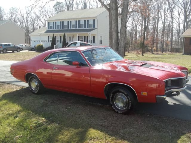1971 Mercury Cyclone Coupe
