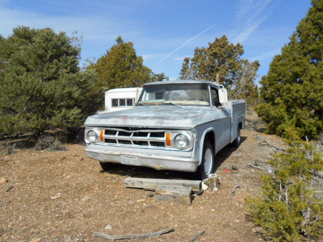 1969 Dodge Other Pickups