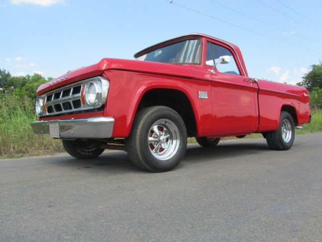 1969 Dodge Other Pickups 3-DAY AUCTION MUST GO LOW RESERVE