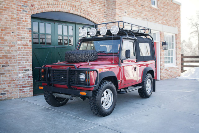 1994 Land Rover Defender D90 NAS