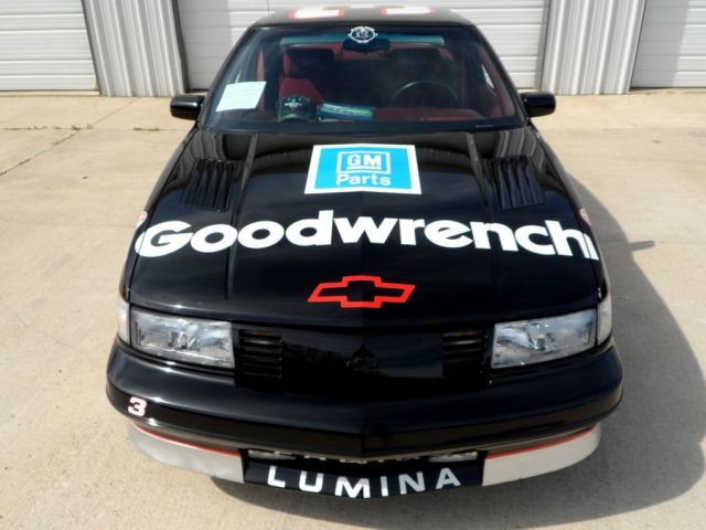 Dale Earnhardt Sr Signature Series Only Actual Miles on Black Lumina Z34