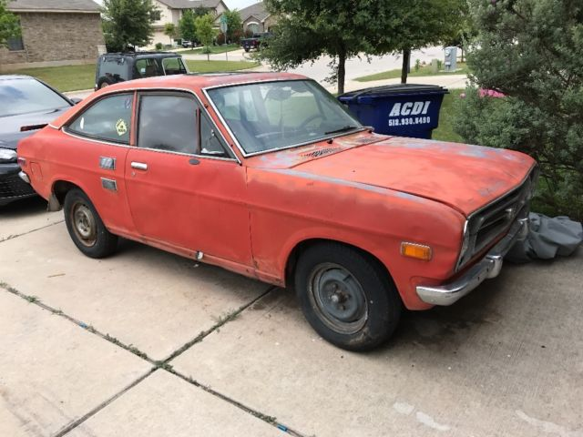 Datsun 1200 Coupe Sunny For Sale Photos Technical