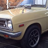 1975 Datsun 1200 1200 PICK_UP or ute