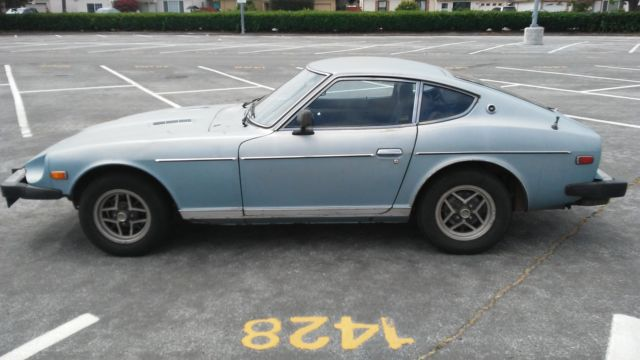 1978 Datsun Z-Series 280Z Coupe 2 Door 5 Speed Manual Stick
