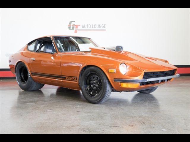 Datsun 240z Pro Street 9 Sec 1 4 Mile V8 Hot Rod Pro