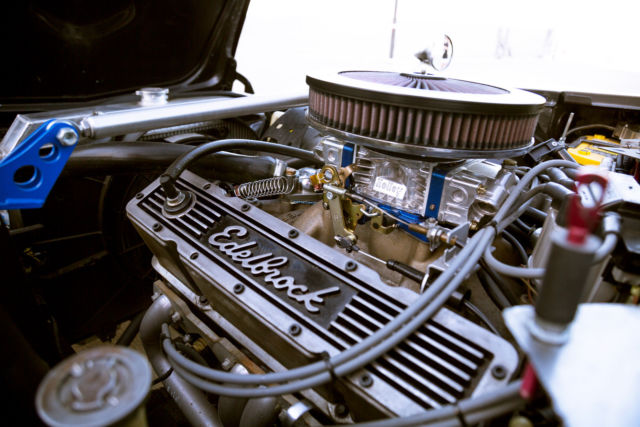 Datsun 280z Restored V8 Work Wheels Fender Mirrors New