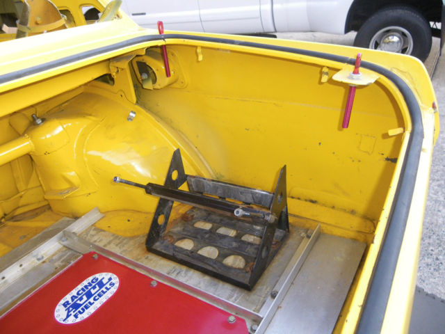 Datsun 510 Road race chassis SCCA, SVRA, B Sedan Project for
