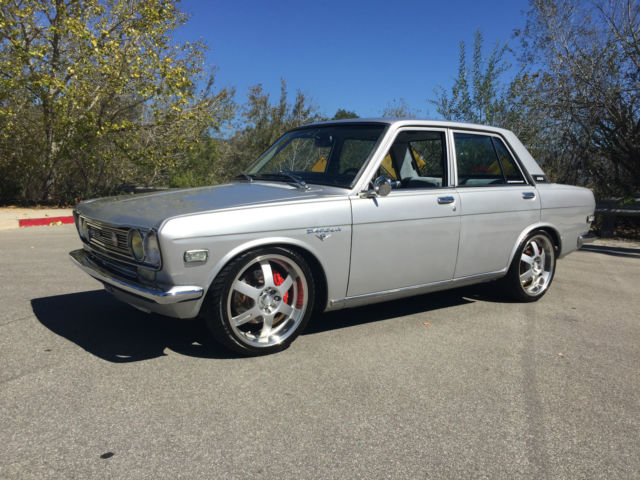 Datsun 510 Show Car Must See Vg30 V6 Conversion Turn Key