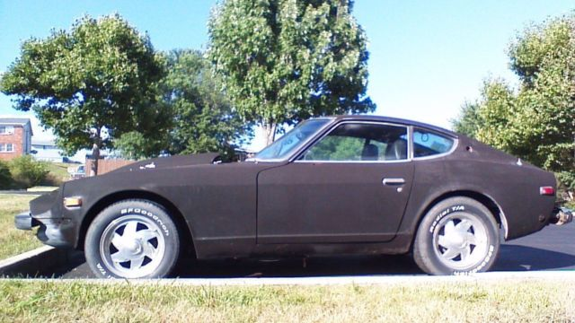 1974 Datsun Z-Series Coupe